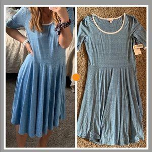 LulaRoe Nicole Dress NWT Size 2XL